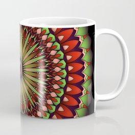 Christmas mandala Coffee Mug
