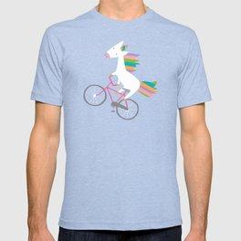 bike unicorn  T-shirt