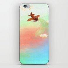 Whimsy Avionics iPhone Skin