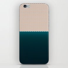 Empty Ocean iPhone & iPod Skin