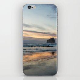 Pacific Glow iPhone Skin