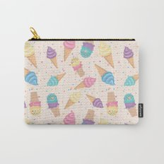 ice cream party Carry-All Pouch