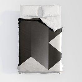 Triangle 3 Duvet Cover