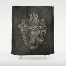Ravenclaw House Shower Curtain