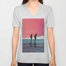 Until Dusk Unisex V-Neck