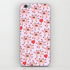 pigs iPhone & iPod Skin