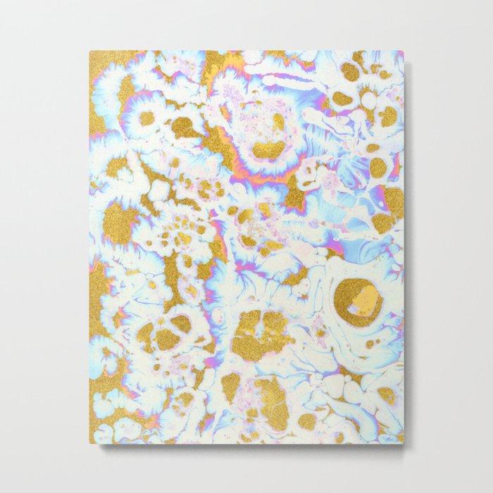 Grace #society6 #decor #buyart #marble Metal Print