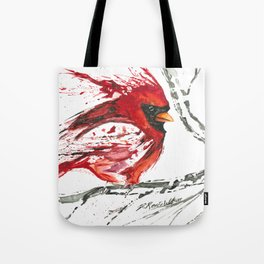 Cardinal Direction Tote Bag