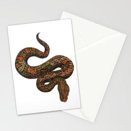 Snarly Snake Stationery Cards