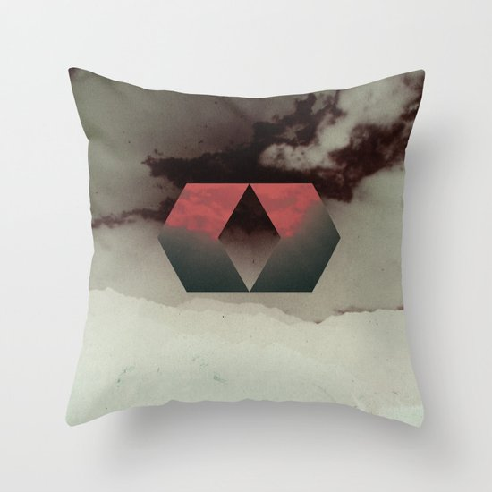 \/ Throw Pillow