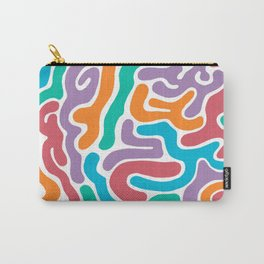 Confetti Snakes Carry-All Pouch