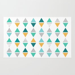 Triangles 1 Rug