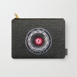 Retro camera | devil lens | vintage design Carry-All Pouch