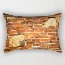 brickwall Rectangular Pillow