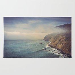 Big Sur Coastline Rug