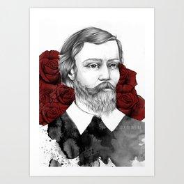 Gregorio de Matos Art Print