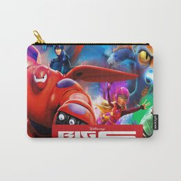 Bighero6 Carry-All Pouch