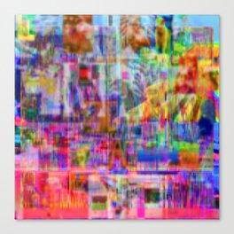 Slipstream Canvas Print