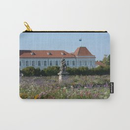 Wildflowers at Schloss Nymphenburg, Munich Carry-All Pouch