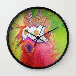 Rev. Ray Wall Clock