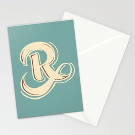 R Stationery Cards