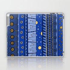 Yzor pattern 010 night Laptop & iPad Skin