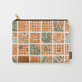 Fagmentos III Barcelona Carry-All Pouch