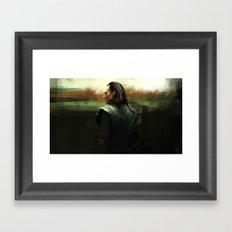 Prisoner Loki  Framed Art Print