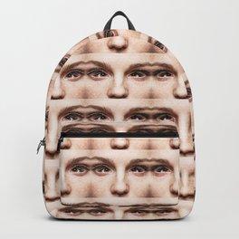 Eyes in the eyes Backpack