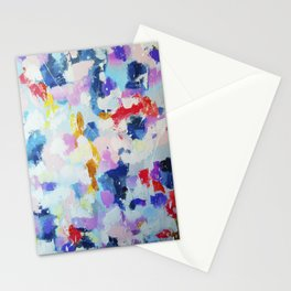 Abstract pattern 2 Stationery Cards