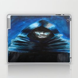 The Hooded One Laptop & iPad Skin