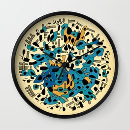 - age of the sun_03 - Wall Clock