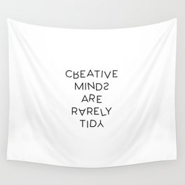 Creative Minds Wall Tapestry