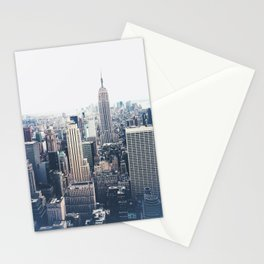 New York City and the Empire State Building Stationery Cards