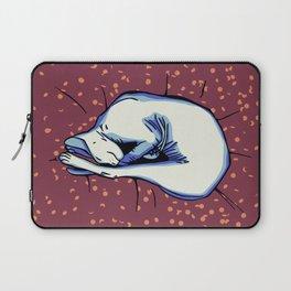 Sphynx Kitty Sleeping Laptop Sleeve