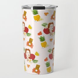 HAWAIIAN SUE Travel Mug