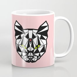 Crystal Cat Coffee Mug