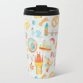 Adorable Prague Travel Mug
