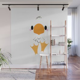 Chocobo Chick Wall Mural