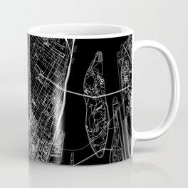 Mtl Map Coffee Mug