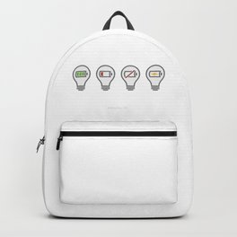 Every Day Life Recharging Ideas Backpack