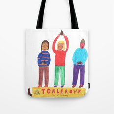Toblerone. Tote Bag