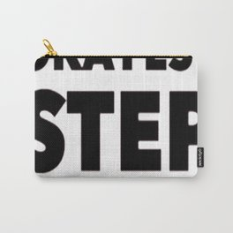 WORLD'S OKAYEST STEP MOM Carry-All Pouch