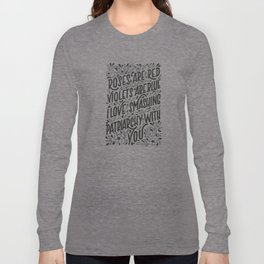 Smashing Patriarchy Long Sleeve T-shirt