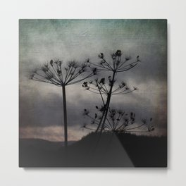 Still Standing Tall Metal Print