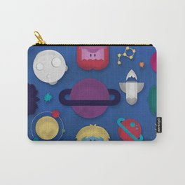 Around the Space Carry-All Pouch