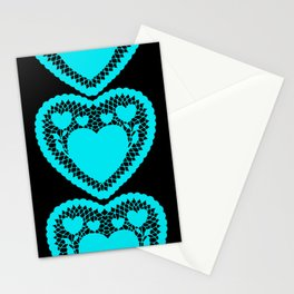 You pull on my heart strings Stationery Cards