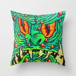 GLORT!! Throw Pillow