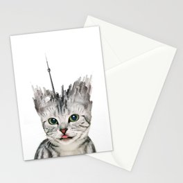 Toronto Kittyscape Stationery Cards