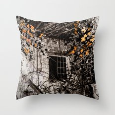 VACANT POSSESSION Throw Pillow